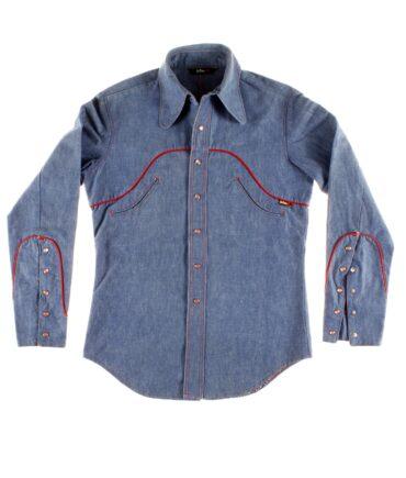 LEE COOPER denim shirt 60s