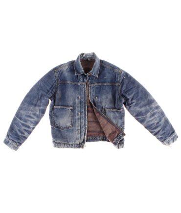 MONGOMERY WARD Rare denim jacket 50s