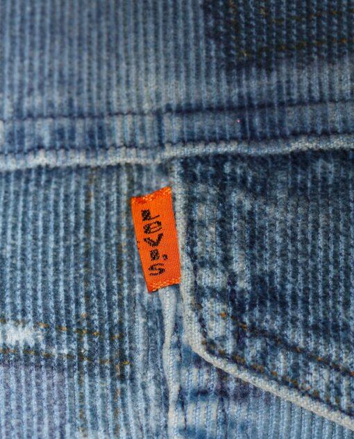 LEVIS Velvet jacket 70s