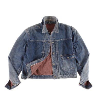 FOREMOST denim jacket 50s