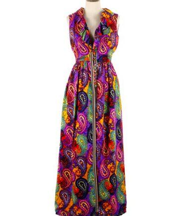 FUTURA COUTURE dress 60s