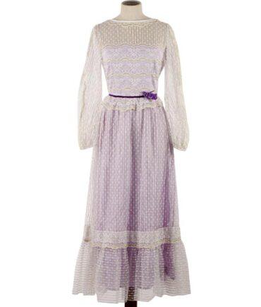 KATHE WETTLEY MODELL dress 60s