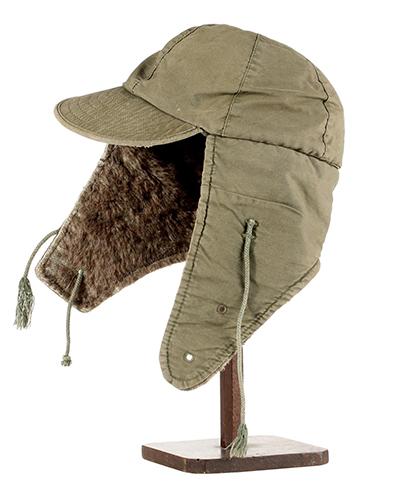Military Hood '50s