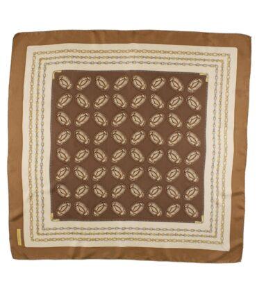 CARTIER Silk foulard