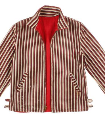 Reversible jacket 50s