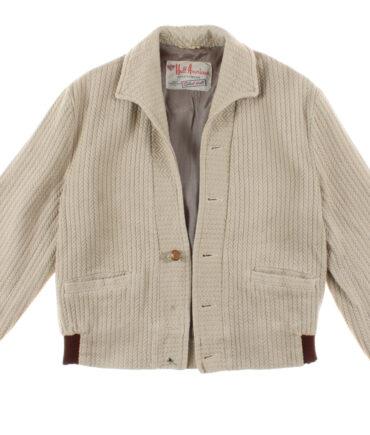 HALL AMERICAN jacket 50s