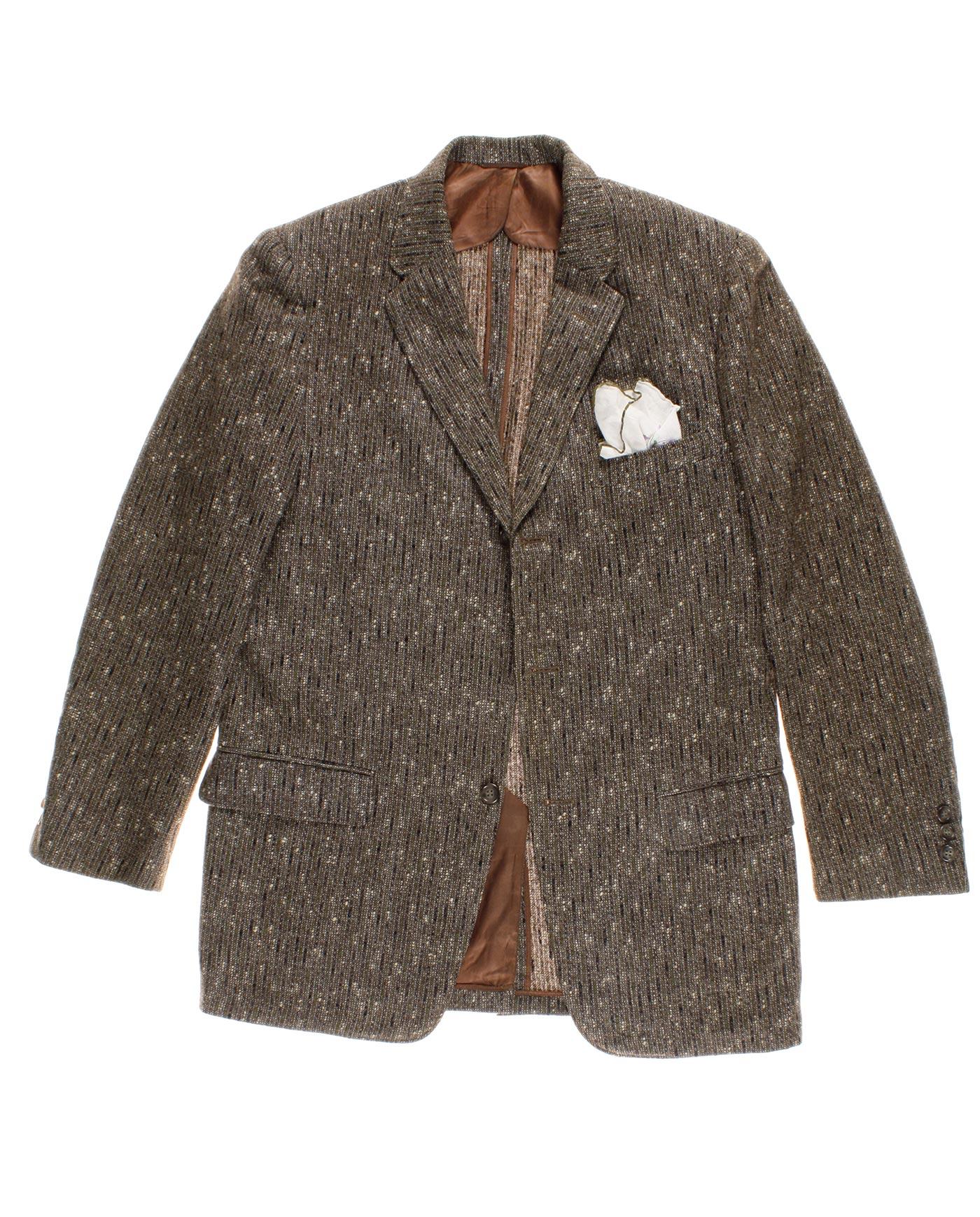 bond clothes wool jacket 50s madeinused