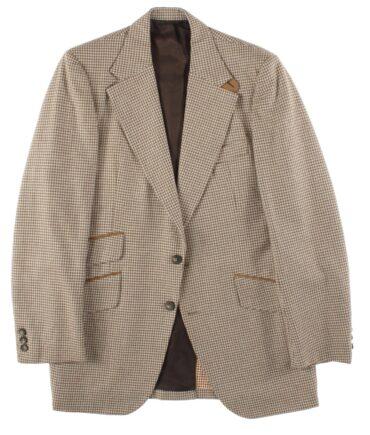 HENRI VEZINA wool jacket 50s