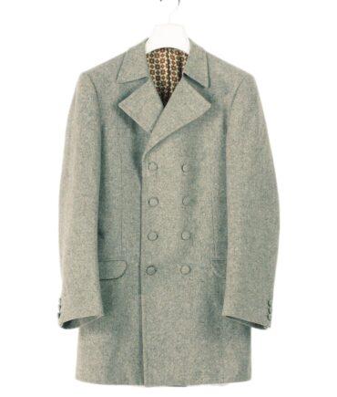 LUBIAM wool coat 50s