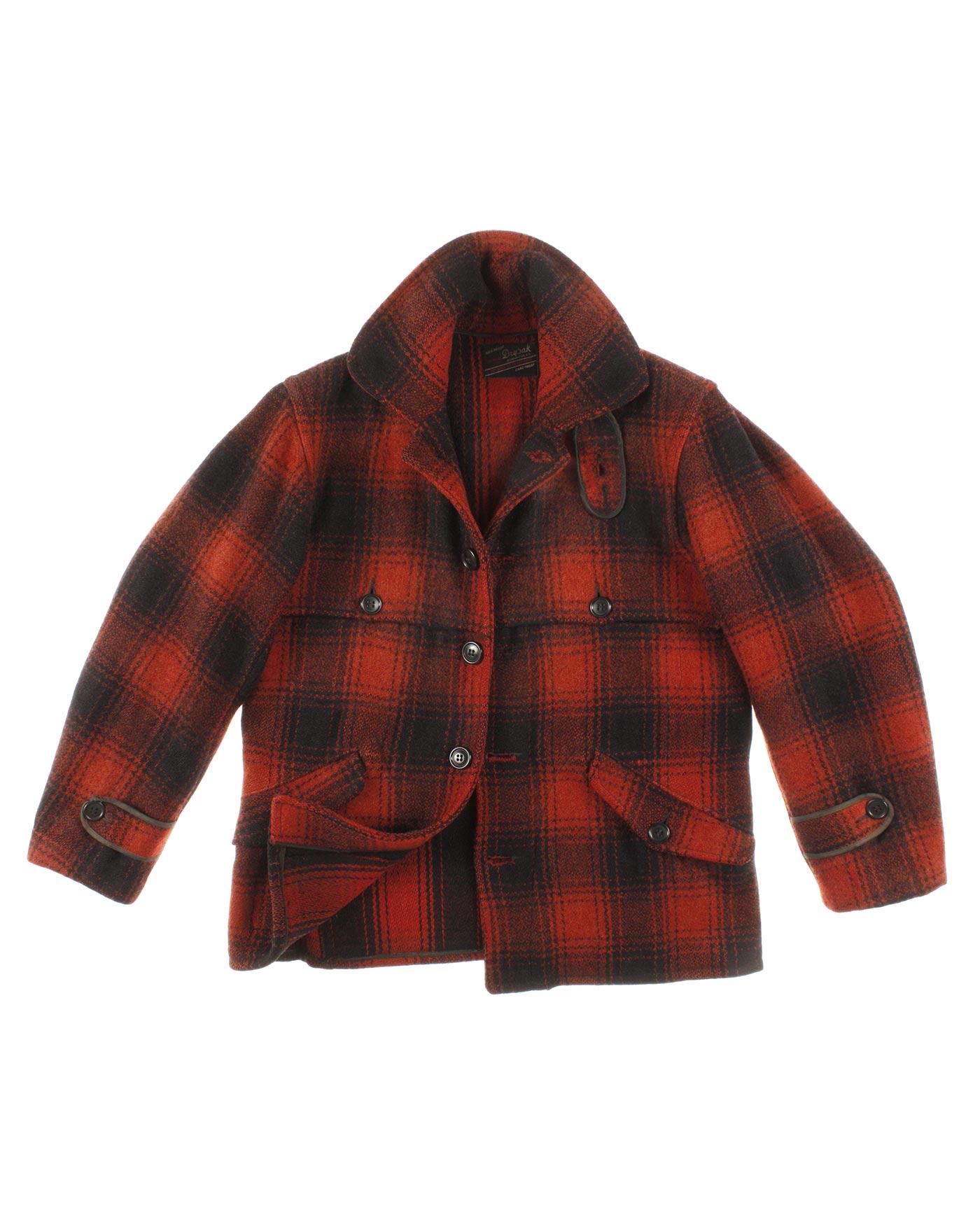 DRYBAKl wool coat 50s