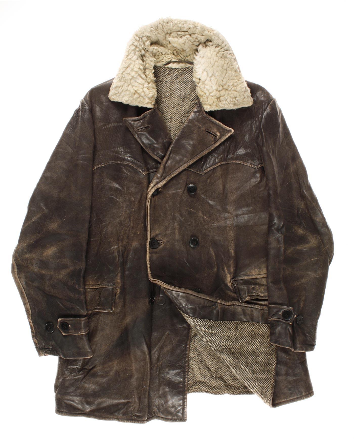 Leather jacket europe - Leather Jacket 40s 50s