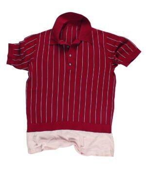 Cotton polo 50s