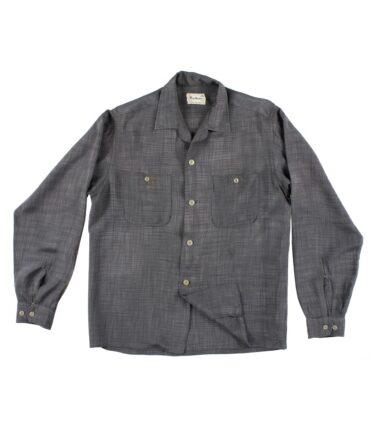 MARLBORO cotton shirt 50s