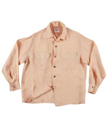 DEL MAR cotton shirt 50s
