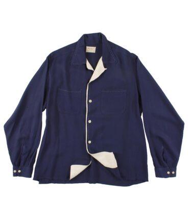 MARLBORO viscose shirt 50s