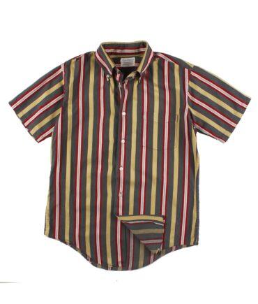 KEN-BARRY cotton shirt 50s