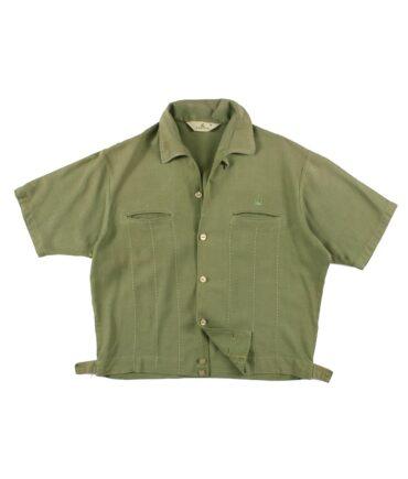 LANCER cotton shirt 50s