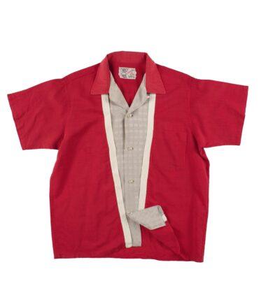 ARC DE TRIOMPHE cotton shirt 50s