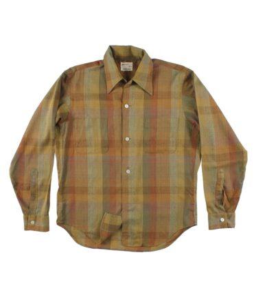 HARVEYS cotton shirt 50s