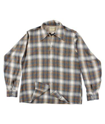 ARROW cotton shirt 50s