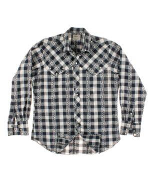 HBARC Ranchwear shirt 60s
