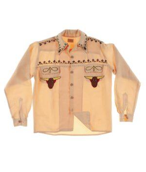 DEL MAR shirt 50s