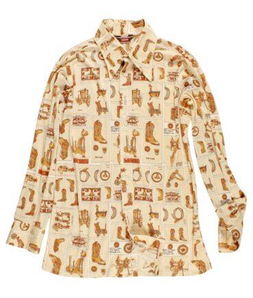 LEVIS Stretch shirt 60/70s