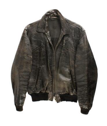 Leather jacket 70s