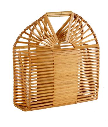 Bamboo bag '70s