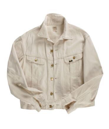 LEE WESTERNER Rare Man denim jacket 60s