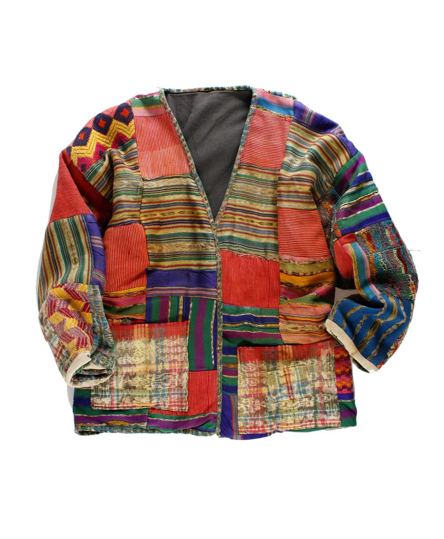 Guatemala Patchwork Jacket