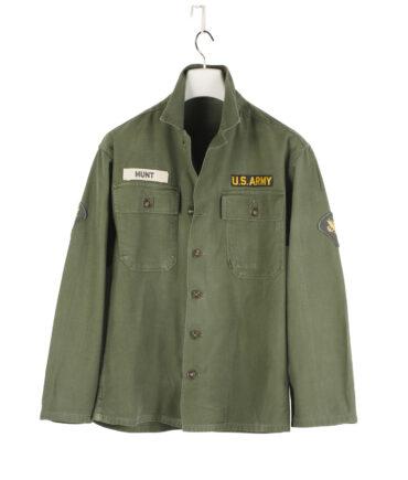 U.S. Military Cotton Satin Jacket '50/60s