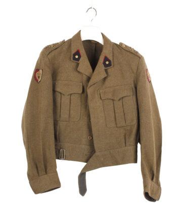 Military Wool Blouser '40/50s