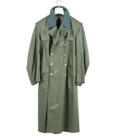 German Military Waterproof Jacket '60s