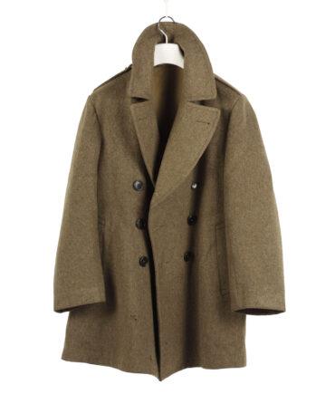 U.S. Military Overcoat '40s