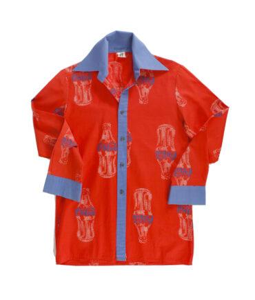 KICKER Rare Coca cola Shirt '70s