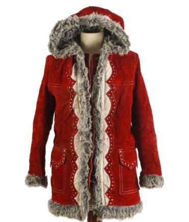 BRISTOL Suede coat '70s
