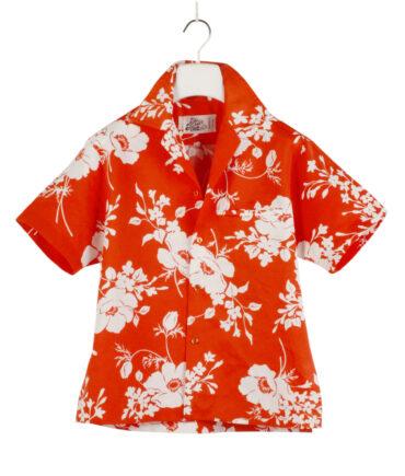 HILO HATTIES Hawaiian shirt '70s ca.