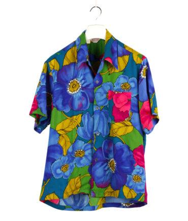 HAWAIIAN TOGS Hawaiian shirt 60s ca.