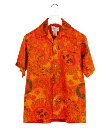 CASUAL AIRE Hawaiian shirt 60s ca.