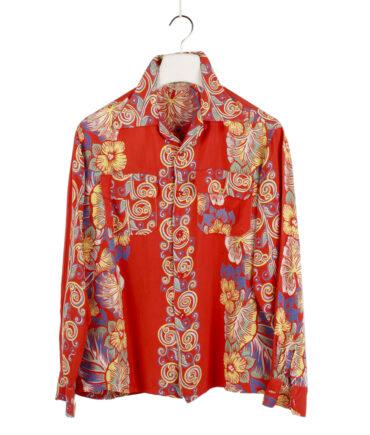 DELMONICO Rare hawaiian shirt '50s ca.