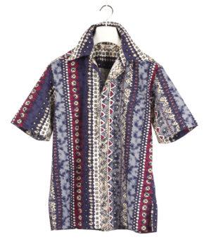 FIRE & RAIN Hawaiian shirt '70s ca.