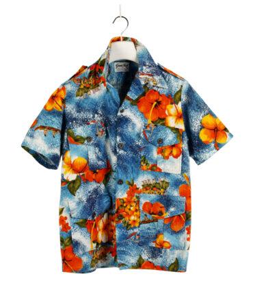 GUAM SURF Hawaiian shirt '70s ca.