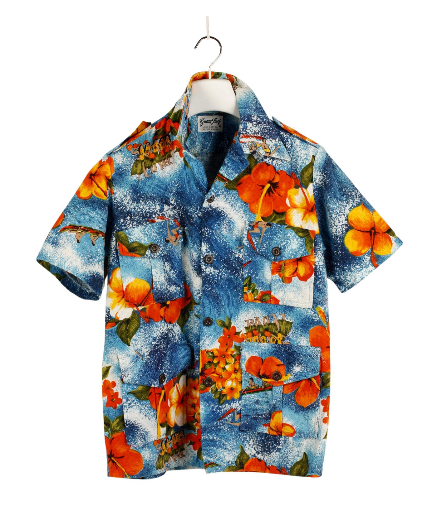 Guam surf hawaiian shirt 70s ca madeinused guam surf hawaiian shirt 70s sciox Image collections