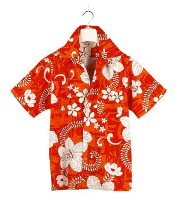 HUKILAU FASHIONS Hawaiian shirt '70s ca.