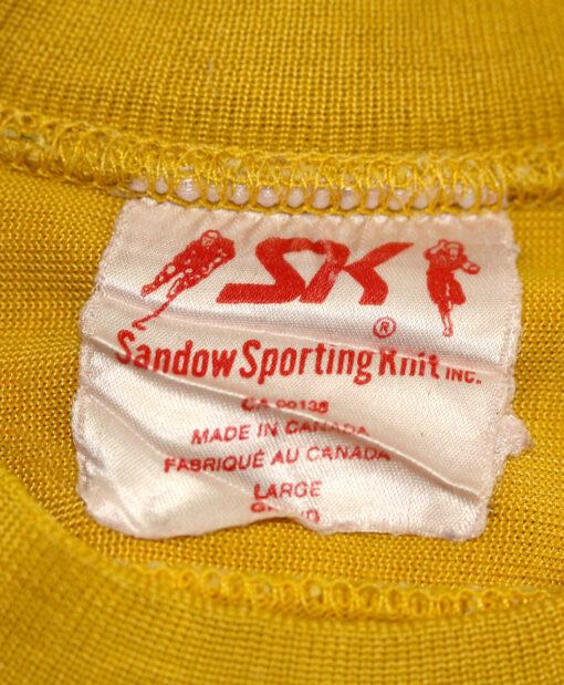 SANDOW SPORTING Hokey t-shirt '60s