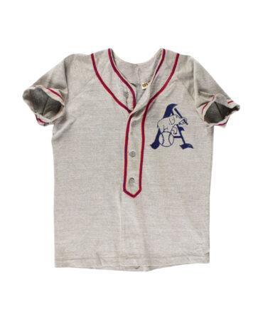 RUSSELL Baseball t-shirt '60s