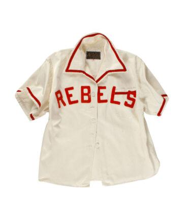 ALVIN-MFG-CO Baseball blouse'50s