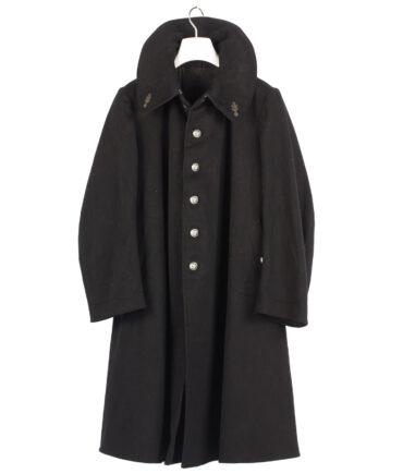 Italian Military Wool Overcoat, '30/40s