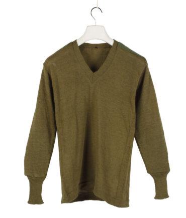 Military Woollen Shirt '60s